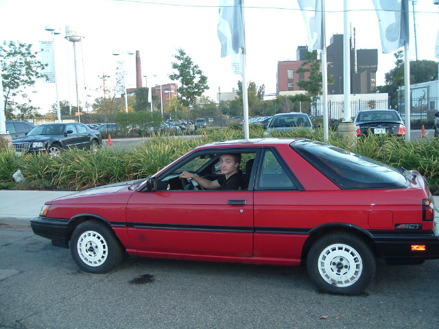 1987 Nissan Sentra Hatchback Autos Post